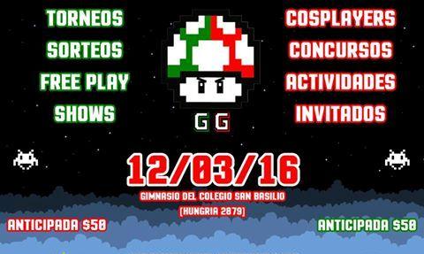 Los amantes de los videojuegos tienen su fiesta hoy en Posadas