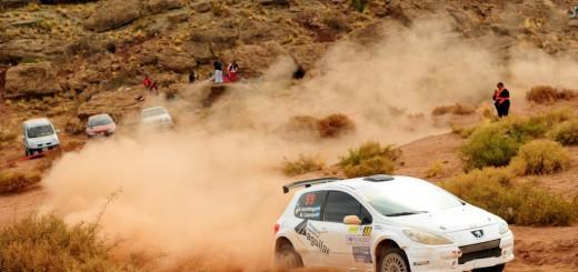 Rally Argentino: El misionero Maxi Izanbizaga terminó 4º en su categoría en Neuquén