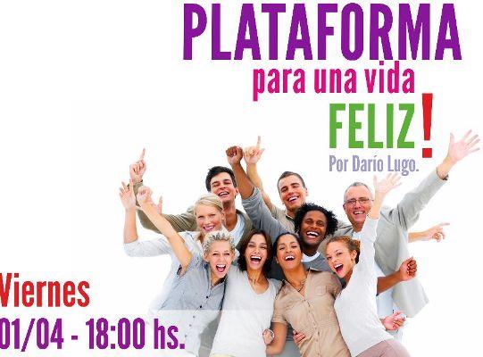 Metafísica: Dictarán el seminario «Una plataforma para una vida feliz» en Villa Cabello