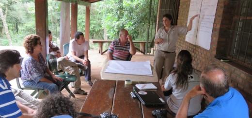 Buscarán soluciones para la  caza furtiva, el apeo ilegal de madera y la intrusión que amenazan la conservación en reservas privadas