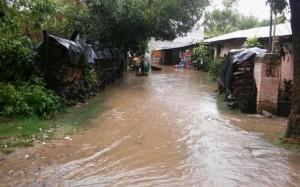 Ya son 5 mil los evacuados en Corrientes por las inundaciones