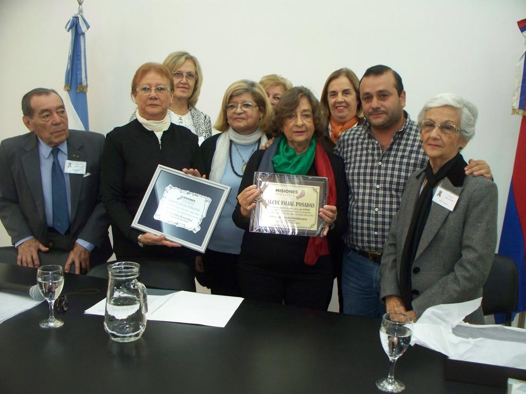Lalcec Posadas fue incorporada a la Multilateral de Políticas Sociales de la Vicegobernación