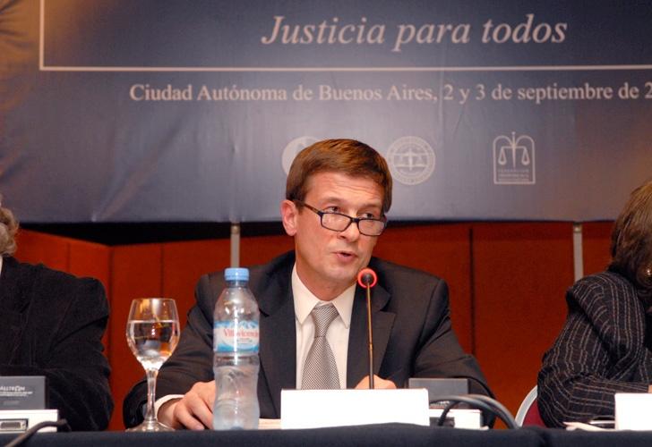 El juez Julián Ercolini tendrá a su cargo la causa por la muerte de Nisman
