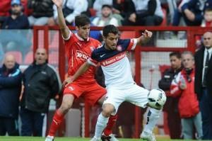 San Lorenzo sueña: le ganó 1-0 a Independiente y se afianza en lo más alto
