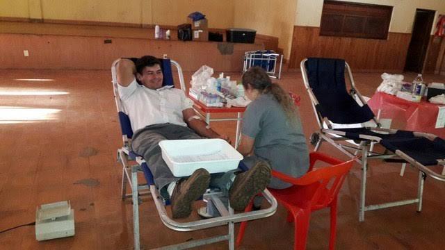 ¿Querés ayudar a los pacientes de los hospitales?, dona sangre de forma voluntaria y habitual