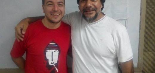 Bruno Arias llega a Misiones para la Peña Fusión