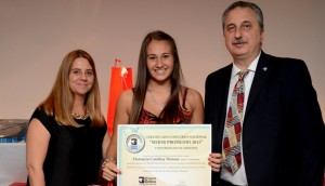 Mejor Promedio: Carolina Wenner es la ganadora de la beca de las universidades de Misiones del concurso de Misiones Online