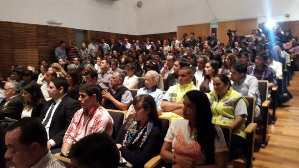 Se realizó el Foro Metropolitano sobre Seguridad Vial