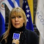 Britto fue seleccionada para el Curso Internacional de Políticas Públicas en Derechos Humanos