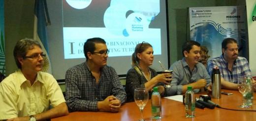 Presentaron el primer congreso binacional de Marketing Turístico
