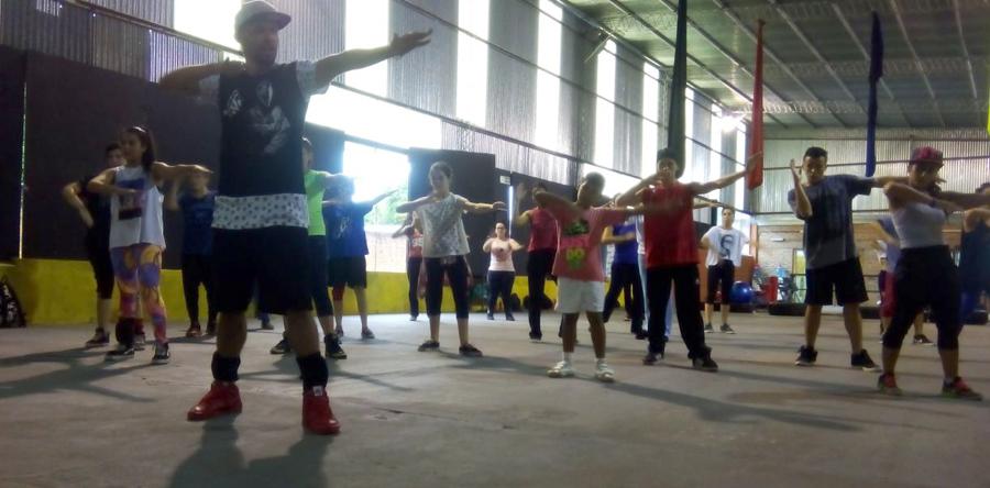 El coreógrafo brasileño Diego Andrade marcó la evolución del movimiento del Hip Hop en Misiones