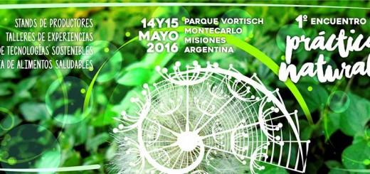 """Montecarlo será sede del """"Encuentro de Prácticas Naturales"""""""