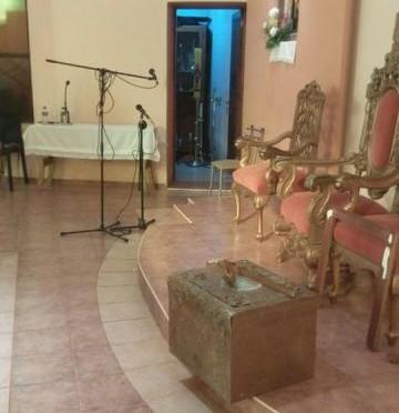 Custodian lugares religiosos en Iguazú luego que profanaran el sagrario de la Catedral