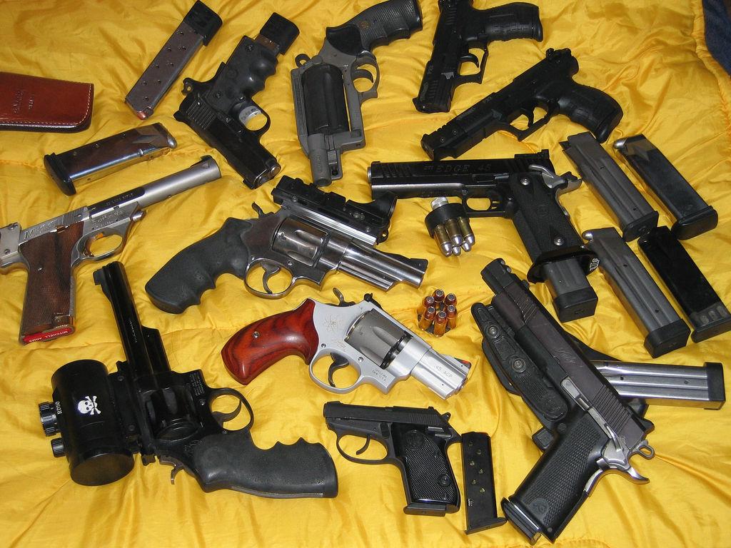 La Justicia de Iguazú dispuso la inutilización de 100 armas decomisadas en distintos operativos