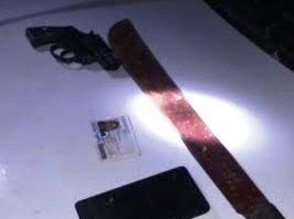 Violento macheteó a una mujer en Posadas y tras una persecución terminó preso