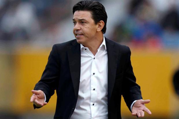 Gallardo, optimista a pesar de la derrota: «Estoy seguro de que vamos a dar vuelta la serie»