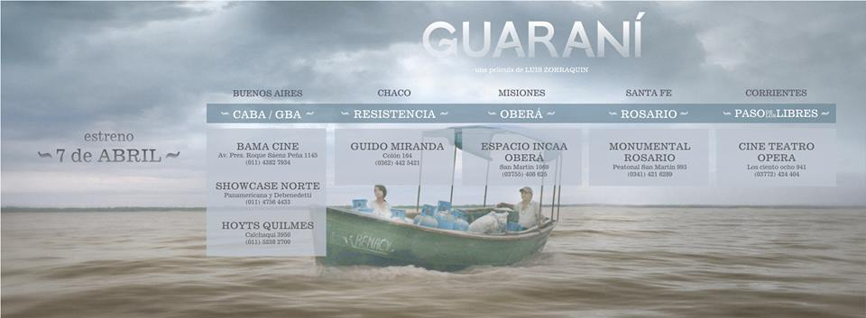 """Una historia """"Guaraní"""" contada por un argentino"""