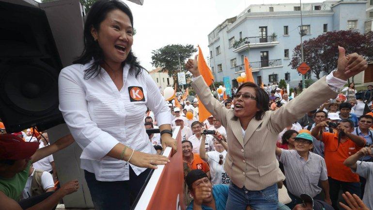 Elecciones en Perú: ganó Keiko Fujimori, pero habrá segunda vuelta