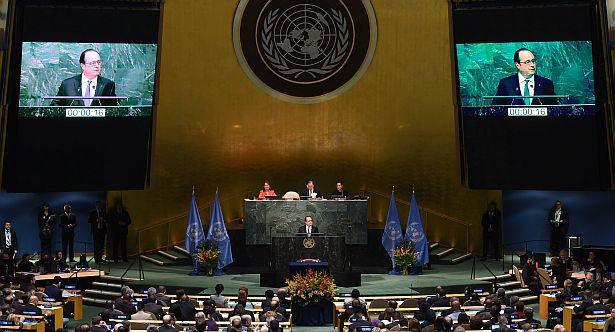 Récord: 171 países firmaron acuerdo sobre cambio climático