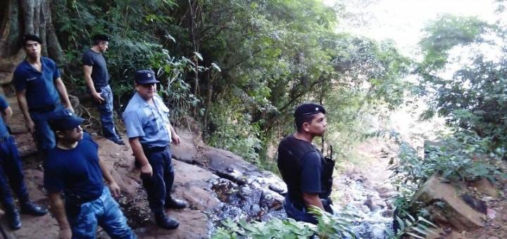No descartan que Chueco haya cruzado a Paraguay o Brasil por pasos clandestinos