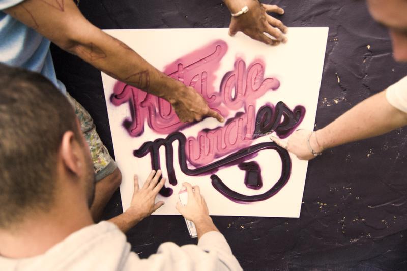 El lunes llega lo mejor del graffiti argentino a Posadas