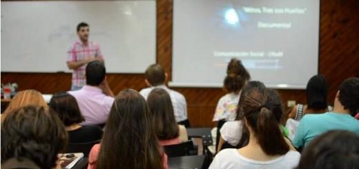 Posadas presentó la Agencia Universitaria de información y acompañamiento a estudiantes