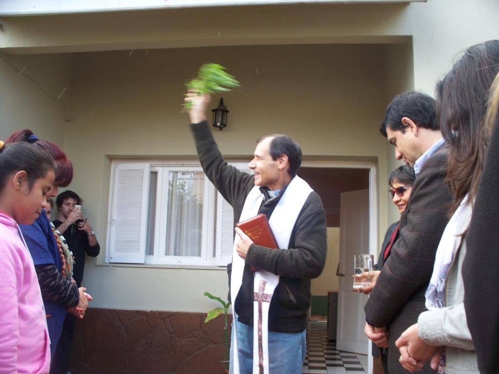 El Hogar de Jóvenes «Padre Mugica» se mudó a la nueva casa de Tupá Rendá en Villa Sarita