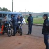 Apresan a dos hombres cerca del centro posadeño e investigan si son motochorros