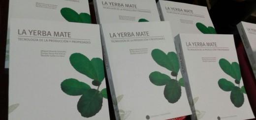 Científicos compilaron tres décadas de investigación sobre yerba mate en un solo libro
