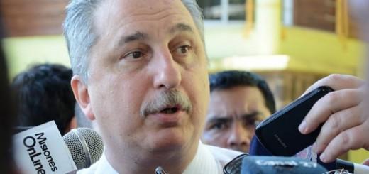 Passalacqua anunció la prórroga de la moratoria del IPS hasta fin de año