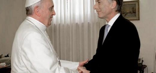 """En una carta a Macri, el Papa abogó por """"el bien común, reconciliación y fraternidad"""""""