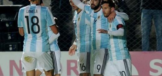Argentina le ganó el amistoso a Honduras pero hay preocupación por Messi