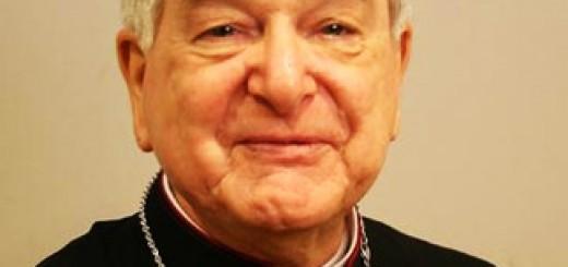 El Nuncio Apostólico Monseñor Emil Paul Tscherrig visitará Oberá el próximo 13 de Junio