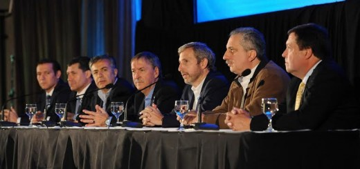 Gobernadores reclaman rediscutir la coparticipación
