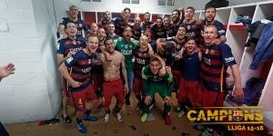 Barcelona, bicampeón en España