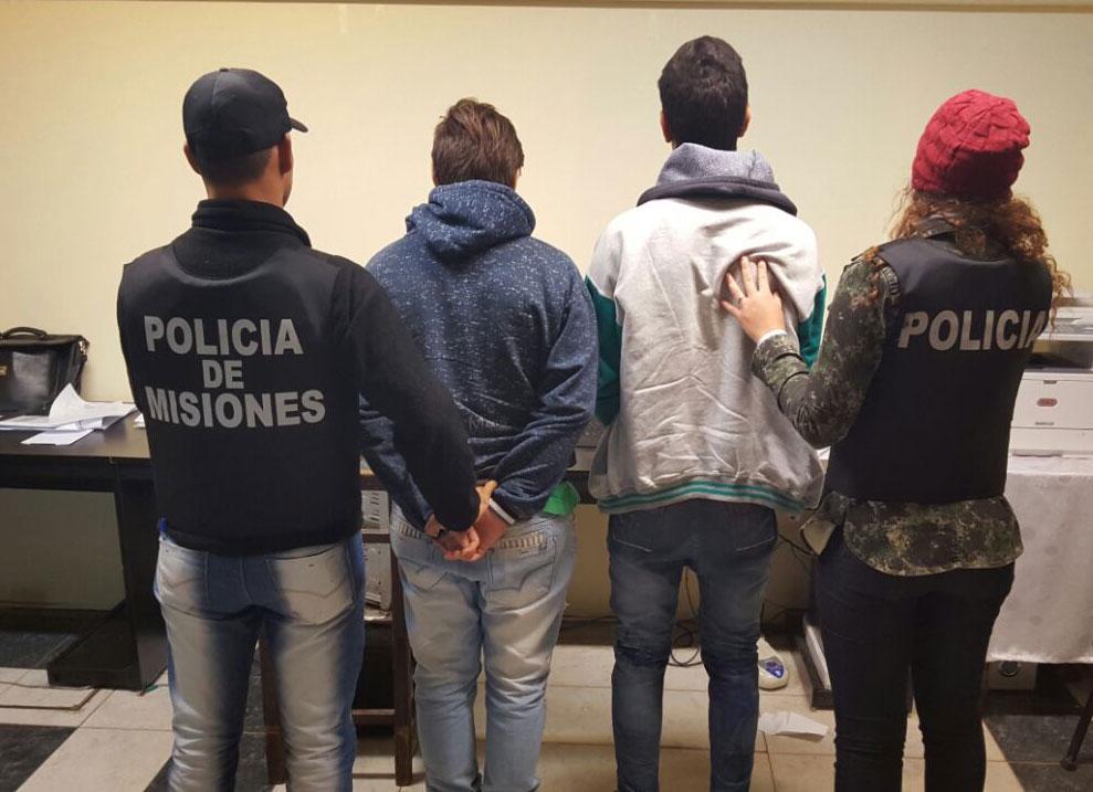 Cibercrimen: dos detenidos en investigación de extorsión telefónica a una joven