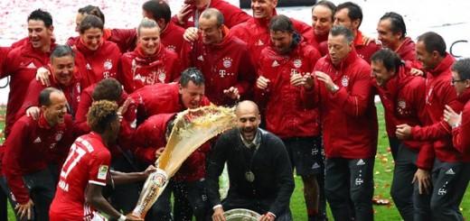 El Bayern despidió a Pep Guardiolaconotra victoria