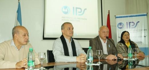 El IPS entregó créditos a jubilados por más de 4 millones de pesos