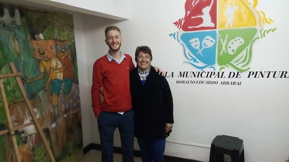 En Iguazúabrió sus puertas la escuela municipal de pintura