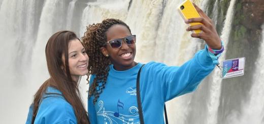 """Comienza """"Iguazú en concierto"""", el festival de orquestas y coros infanto-juveniles más importante del mundo"""