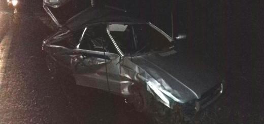 Una mujer perdió la vida tras un despiste en Puerto Mado