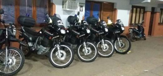 Crearon una nueva división en la Policía: el Grupo Especial Motorizado