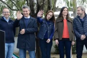 """Macri se comprometió a que """"las obras estén asociadas a alegrías y soluciones, no a hechos de corrupción"""""""
