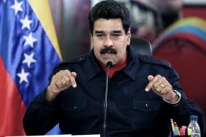 """Maduro ordenó ejercicios militares frente a """"planes de intervención"""""""