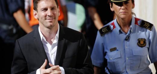 Comienza el juicio contra Lionel Messi por evasión fiscal en España