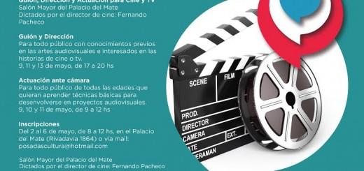 Capacitarán en guión, dirección y actuación audiovisual