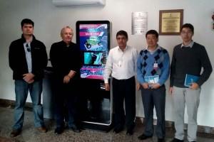 UNaM y la Universidad Federal de Río Grande do Sul de Brasil avanzarán en la doble titulación en ingeniería industrial