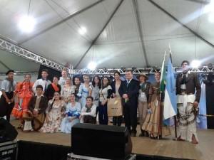Destacada participación de Aristóbulo en la 21ª edición de la Fenasoja