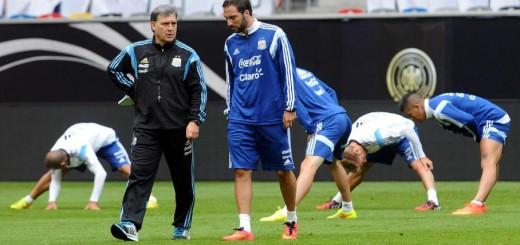 Martino da a conocer la lista de los jugadores convocados para la Copa América