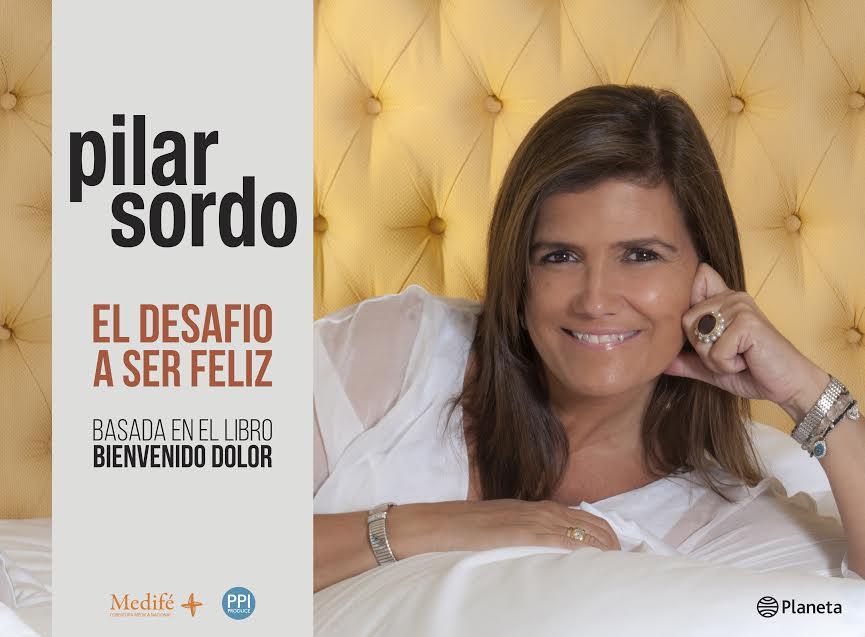 Los ganadores de las entradas para ir a la presentación de Pilar Sordo son…